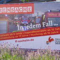 Freiwillige Feuerwehr Seeheim wirbt um neue Mitglieder