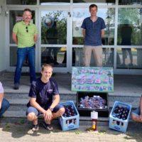 Feuerwehrfreundschaft zwischen den Feuerwehren Seeheim und Greven/Westfalen besteht seit 50 Jahren