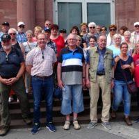 Ausflug der Ehren- und Altersabteilung nach Frankfurt