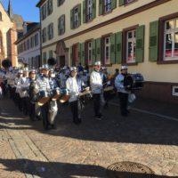 Musikzug mit neuen Fastnachtskostümen – Dreimal bei Veranstaltungen in der diesjährigen Saison präsent-